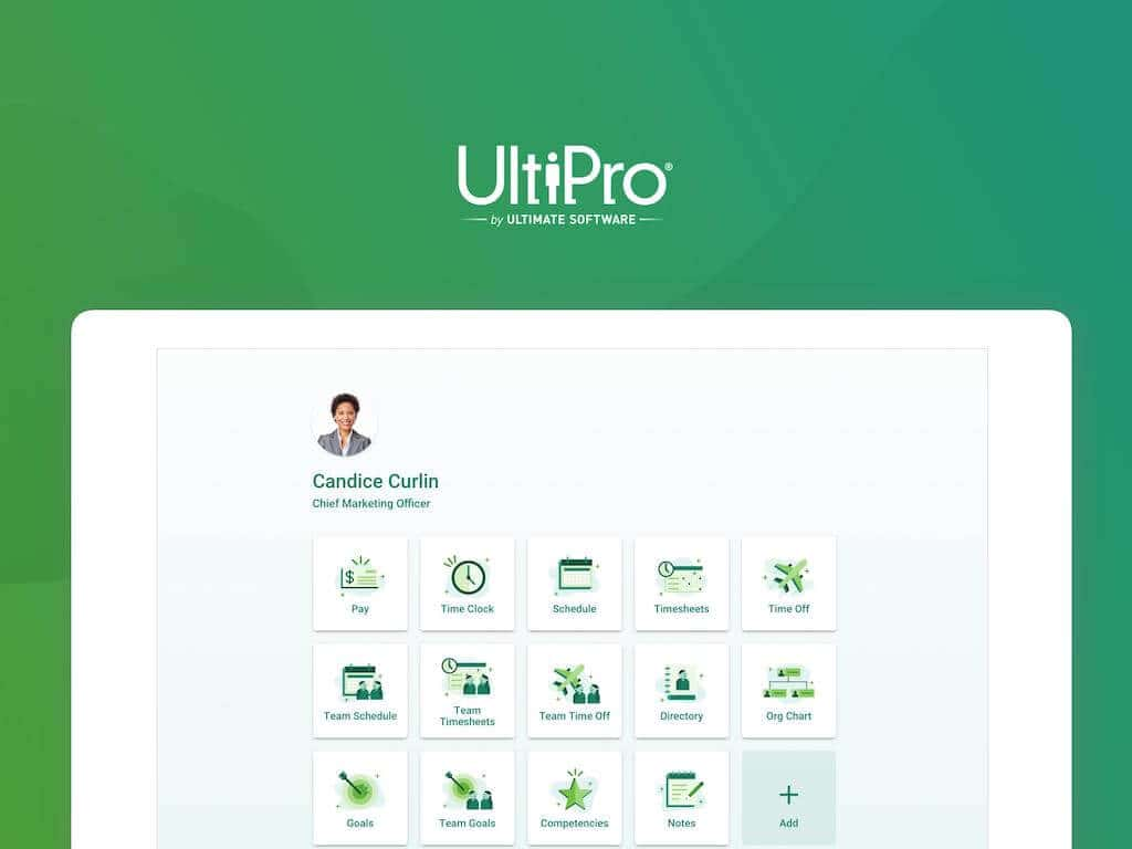 Ultipro gallery image